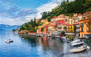 Lake Como Beautiful Lake in Italy HD Wallpapers